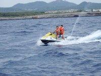 A toda velocidad en el Mediterráneo