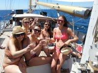 Paseo en velero por Estepona