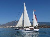 Alquiler de velero en Estepona