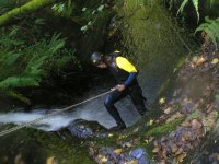 Canyoning is an exciting activity
