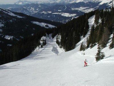 家庭滑雪在EstaciónCerler,6至17岁