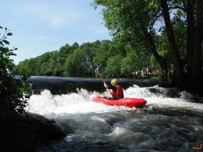 Actividades El Burguillo Rafting
