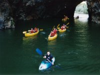 Tour in canoa