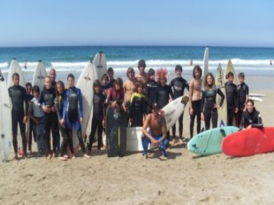 Surfari Surf Camp