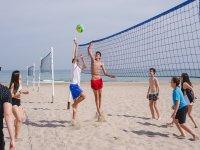 Volley playa en Alicante