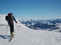 Actividades de nieve y montaña