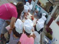 Cocina infantil en Valladolid