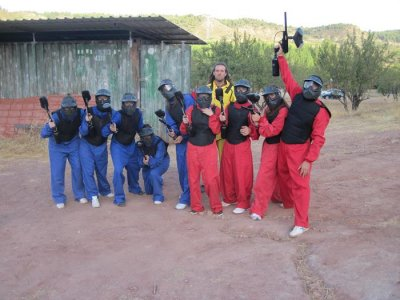 Las Casas de la Vega Paintball