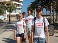 Campamento de verano en Alicante