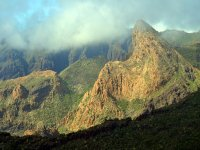30 miles helicopter tour over Los Gigantes cliffs