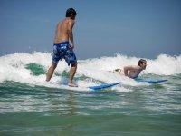 Bodyboard冲浪,课程和游览