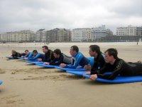 传输材料和课程冲浪,bodyboard,冲浪皮划艇。 ..