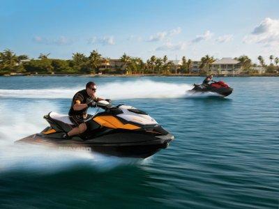 Circuito moto de agua en Ibiza, San Antonio, 30min