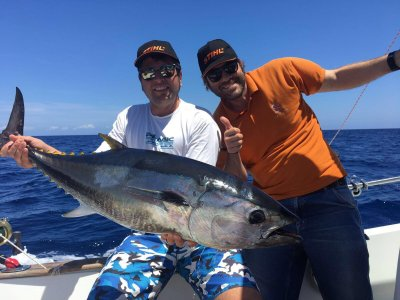 Ibiza Top Fishing Team Building