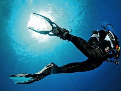 Curso Open Water Diver en Santiago de Compostela