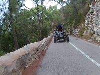 El buggy es perfecto para los caminos del este de Mallorca