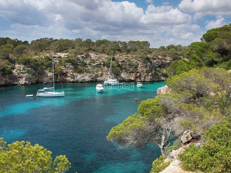 Navegacion en Mallorca