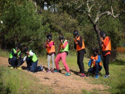 TNT Aventura Campamentos Multiaventura