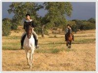 Rutas a caballo por Cáceres