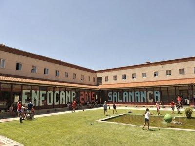 Campamento 100% inglés 1 semana en Salamanca