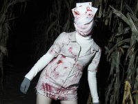 Enfermera zombie