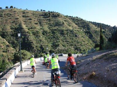 Gran tour en bici eléctrica por Granada, 2 horas