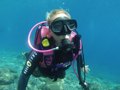 ACUC Diving course in Radazul (Tenerife)