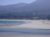 Cursos de kite con alojamiento