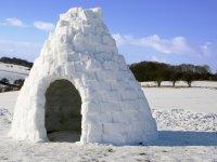 Construye tu propio iglu