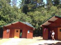 Cabanas del campamento