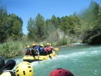 Rafting en el Ulloa