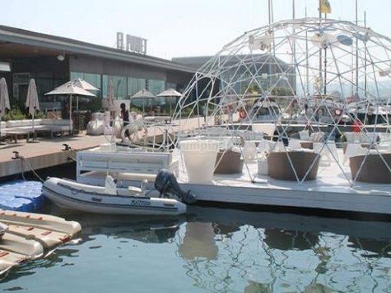 puerto deportivo El Portec