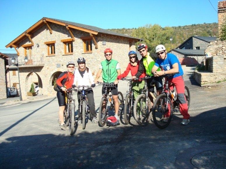 全面上升的意见很大下乡高山草甸开始一天的山地自行车路线