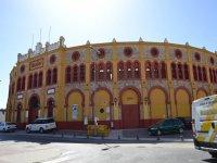 Plaza de toros Cádiz