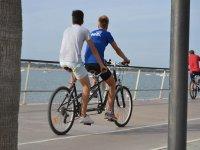 Bicicletas alquiler tandem