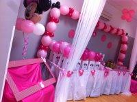 Globos rosados