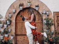 Foto della coppia in Javea