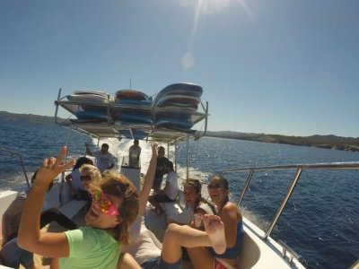 Sup Paradise Ibiza Paseos en Barco