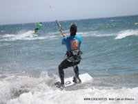 Aprende kitesurf con coolhot
