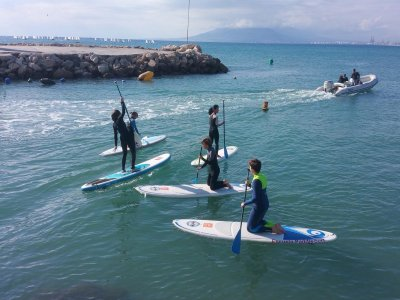 Curso de Stand Up Paddle en Málaga 2 horas