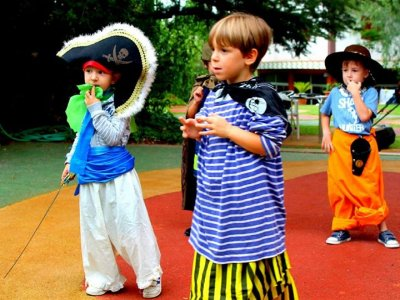 Parque Infantil de Tráfico Santo Espíritu Campamentos de Inglés
