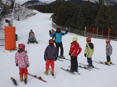 Escola de Esquí Prepirineu Esquí