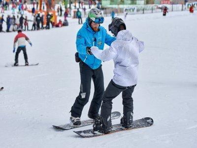 Escola de Esquí Prepirineu Snowboard