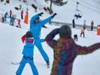 滑雪前训练