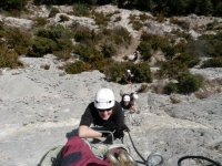 Via ferrata tours advanced training courses