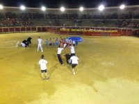 Organiza capeas en Teruel
