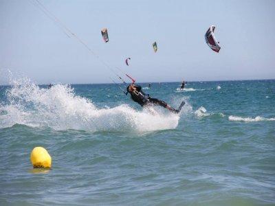 Torremolinos风筝冲浪介绍和3h照片