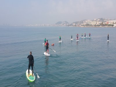 Stand Up Paddle Surfing Lesson - 1/2 h