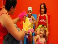 Ven nuestro parque infantil en Prat de Llobregat