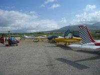 Preparando las clases y cursos de pilotos